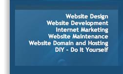 WebSpigot.com menu